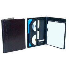 Leather Pad Holder/Organizer Portfolio