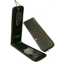 <strong>Bond Street, LTD.</strong> Executive Leather-Look Travel Tie Protector Case