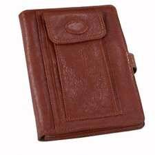 Men's Leather Carry All Wallet and Organizer