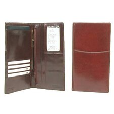 Passport and Airline Ticket Case - Travel Wallet