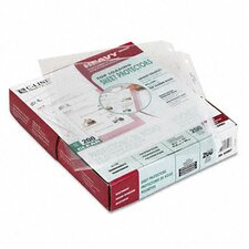 Heavyweight Polypropylene Sheet Protector (200/Box)