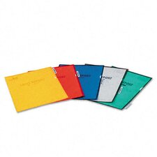 <strong>C-Line Products, Inc.</strong> Heavyweight Tabbed Jacket Project Folders (25/Box)