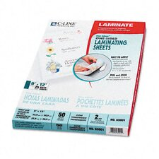 Cleer Adheer Laminating Film (50/Box)