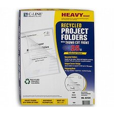 Recycled Project Folder (25/Box)