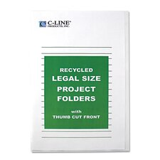 Recycled Project Folder (25 Pack)