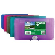 <strong>C-Line Products, Inc.</strong> Assorted 13 Pocket Expanding File