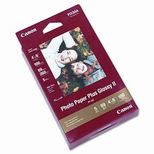 <strong>CANON COMPUTER SYSTEMS CCSI</strong> Photo Paper Plus Glossy Ii (100 Sheets/Pack)