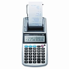 P1-DHV2 Desktop Calculator, 12-Digit LCD, One-Color Printing, Purple