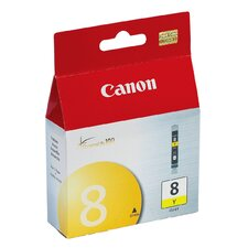 0623B002 OEM Ink Cartridge, 420 Yield, Yellow