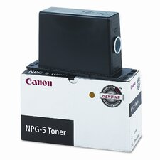NPG-5 Laser Cartridge, Black