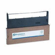 P0040 Printer Ribbon, Nylon, Black