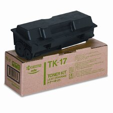 TK17 Laser Cartridge, Black