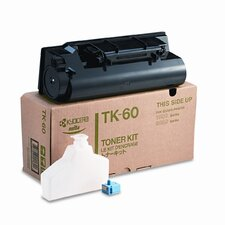 TK60 Toner Cartridge, Black