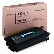 TK70 (TK7041) Toner Cartridge, Black