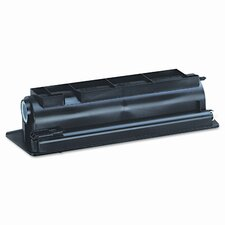 Toner Cartridge/Waste Bottle for Copystar CS1505, 1510, Black,