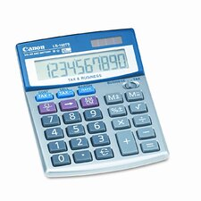 <strong>Canon</strong> LS-100TS Compact Desktop Calculator, 10-Digit LCD