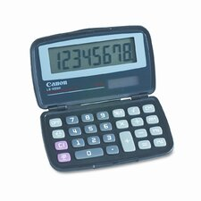 8-Digit LCD Handheld Foldable Pocket Calculator