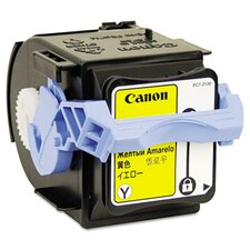 9642A008AA (GPR-27) Toner, 6000 Page-Yield, Yellow