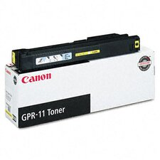 GPR-11Y Toner Cartridge, Yellow