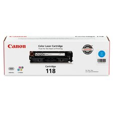 Toner Cartridge, 2900 Page Yield, Cyan