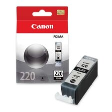 Pigment Ink Cartridge, 350 Page Yield, Black