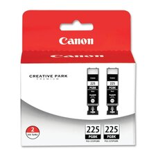 Ink Cartridge, 2PK, Black