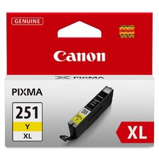 251Y XL Inkjet Cartridge