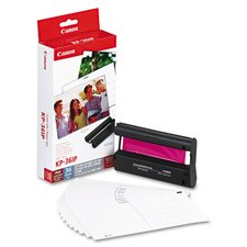 Color Ink Cartridge and Glossy Photo Paper Kit