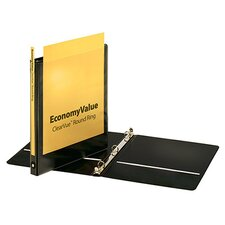 Economy Value ClearVue Round Ring Binder (Set of 12)