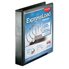 Express Load ClearVue Locking D Ring Binder (Set of 12)
