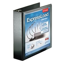 Express Load ClearVue Locking D Ring Binder (Set of 6)