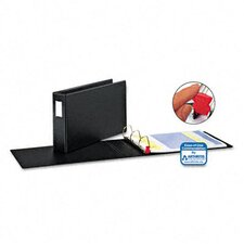 "Easyopen Slant-D Tabloid Reference Binder, 11 x 17, 3"" Capacity"