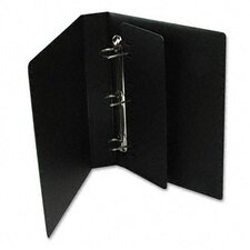 "Heavyweight Vinyl Slant-D 3-Ring Binder with Label Holder, 2"" Capacity"