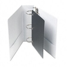 <strong>Cardinal Brands, Inc</strong> Vinyl Clearvue Xtravalue D-Ring Presentation Binder, 3in Capacity