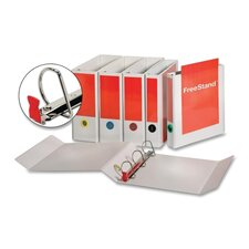 "Easyopen Freestand Binder with Locking Slant-D Rings, 5"" Capacity"