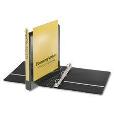 "1"" D-Ring View Binder"