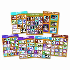 Early Learning Chartlet Set