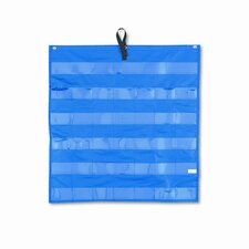 Classroom Management Chart, 35 Student Name Pockets, Title Pocket