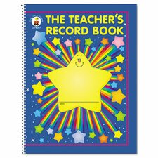 "Lesson Plan Book, Wirebound, 11"" x 8.5"", 96 Pages"