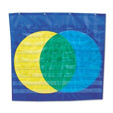 Venn Diagram Pocket Chart, 9 Pockets