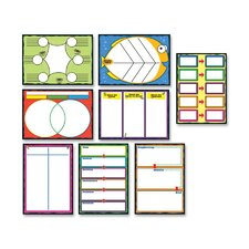 Graphic Organizer Bulletin Board Set