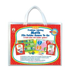 Grade K Problem Solving Math Game