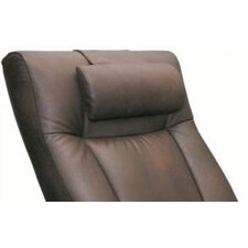 Bonded Leather Cervical Pillow