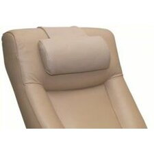 Top Grain Leather Cervical Pillow