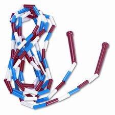 16' Segmented Plastic Jump Rope
