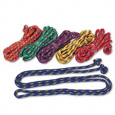 Braided Nylon Jump Ropes (Set of 6)