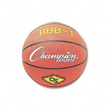 Rubber Sports Ball for Basketball, No. 7, Official Size