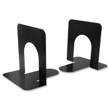 <strong>Charles Leonard Co.</strong> Non-skid Book Ends (Set of 2)