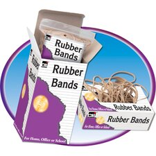 <strong>Charles Leonard Co.</strong> Rubber Bands Assorted Sizes