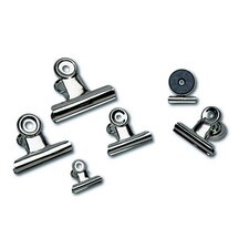 Magnetic Spring Clips 1 1/4 Box-24
